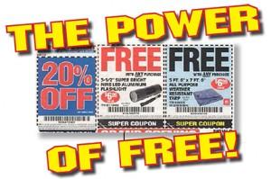 Power of Free B